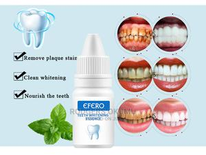 Teeth Whitening Essence Clean Oral Hygiene Remove Plaque | Bath & Body for sale in Trans-Nzoia, Kitale
