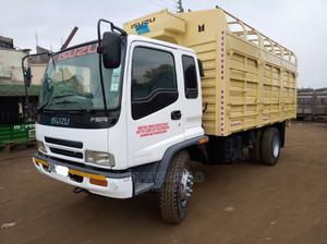 Isuzu FSR KBR Very Clean Truck High Sided W Dropside Doors | Trucks & Trailers for sale in Nairobi, Nairobi Central