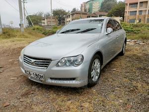Toyota Mark X 2007 Silver   Cars for sale in Nairobi, Nairobi West