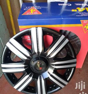 Wheel Covers Size 13/14/15 Silver Black   Vehicle Parts & Accessories for sale in Nairobi, Nairobi Central