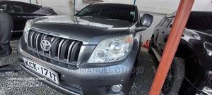 Toyota Land Cruiser Prado 2008 2.7 I 16V Gray | Cars for sale in Mombasa, Ganjoni
