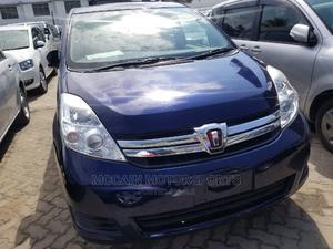 Toyota ISIS 2014 1.8 Platana 2WD Blue   Cars for sale in Mombasa, Mvita