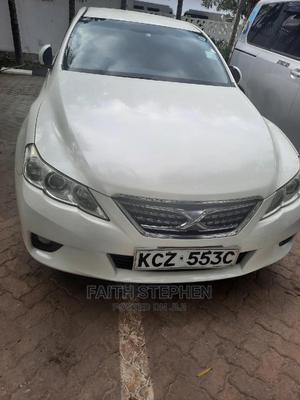Toyota Mark X 2012 White | Cars for sale in Nairobi, Westlands