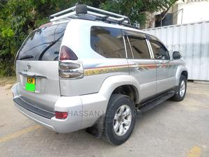 Toyota Land Cruiser Prado 2004 Silver | Cars for sale in Mombasa, Mombasa CBD