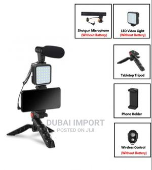 Mini Tripod Stand With Microphone and Bluetooth | Accessories & Supplies for Electronics for sale in Nairobi, Nairobi Central