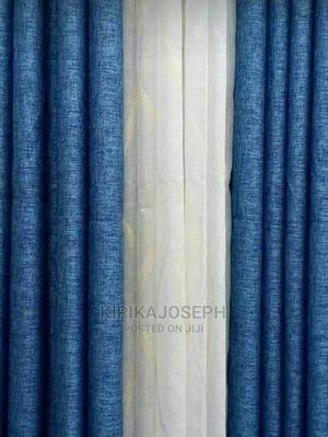 Blue Curtains | Home Accessories for sale in Nairobi, Kilimani