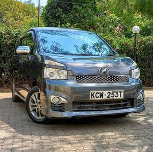 Toyota Voxy 2012 Gray   Cars for sale in Nairobi, Kilimani