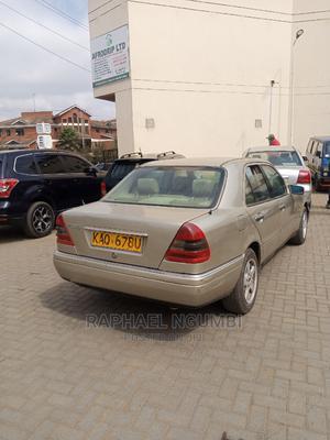 Mercedes-Benz C200 1995 Beige | Cars for sale in Machakos, Machakos Town