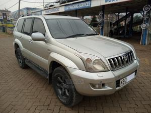 Toyota Land Cruiser Prado 2006 Silver   Cars for sale in Nairobi, Roysambu