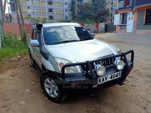 Toyota Land Cruiser Prado 2003 Silver | Cars for sale in Nairobi, Kileleshwa