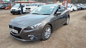 Mazda Axela 2014 Brown   Cars for sale in Nairobi, Ridgeways