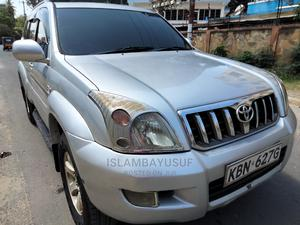 Toyota Land Cruiser Prado 2005 Silver | Cars for sale in Mombasa, Tononoka