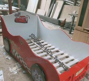Bed for Boys / Red Car Bed for Kids   Children's Furniture for sale in Nairobi, Umoja