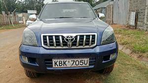 Toyota Land Cruiser Prado 2003 Blue | Cars for sale in Nairobi, Nairobi Central