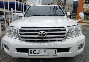 Toyota Land Cruiser 2009 White | Cars for sale in Nairobi, Nairobi Central