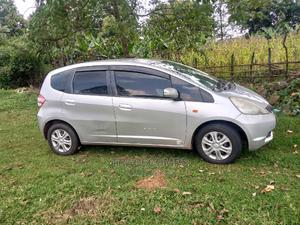 Honda Fit 2009 Silver | Cars for sale in Kericho, Chaik