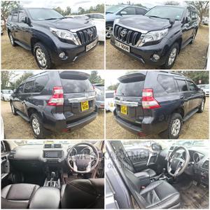 Toyota Land Cruiser Prado 2014 2.7 VVT-i Gray | Cars for sale in Nairobi, Kilimani