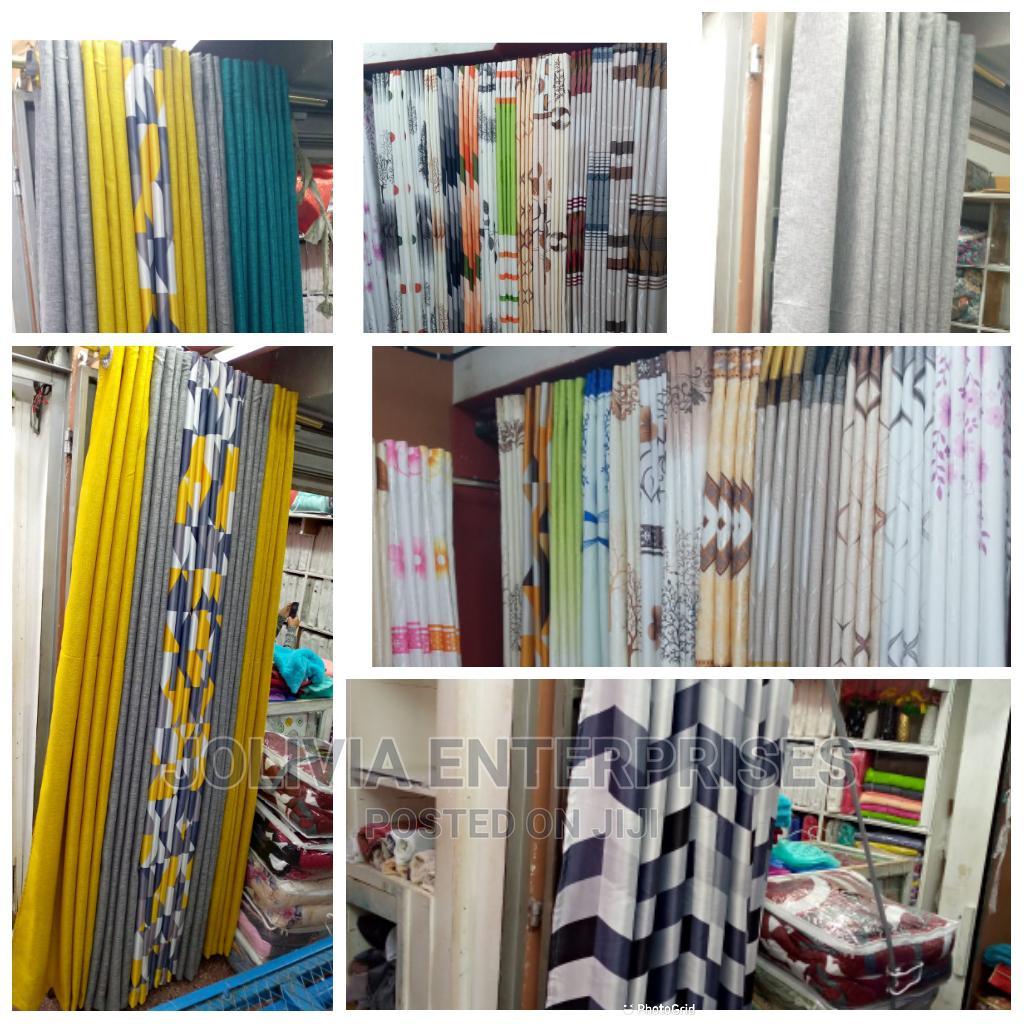 Curtains ! Curtains! Curtains!