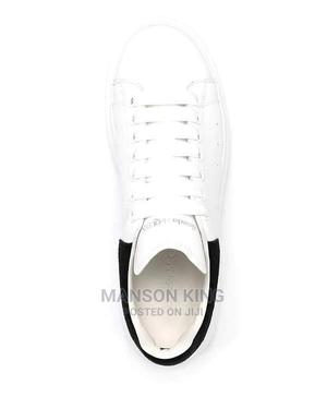 Alexander McQueen Oversized Sole Sneakers White | Shoes for sale in Nairobi, Nairobi Central