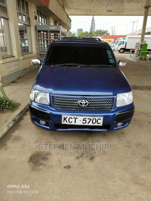 Toyota Succeed 2012 Blue | Cars for sale in Nairobi, Nairobi Central