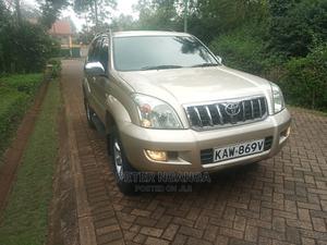 Toyota Land Cruiser Prado 2006 Gold | Cars for sale in Nairobi, Nairobi Central