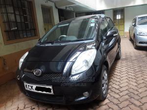 Toyota Vitz 2009 1.3 AWD 5dr Black   Cars for sale in Nairobi, Westlands