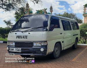 Nissan Caravan 2002 White | Buses & Microbuses for sale in Mombasa, Tononoka