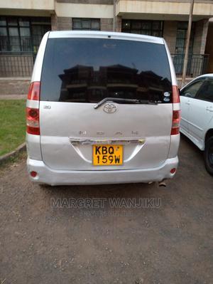 Toyota Noah 2004 Silver | Cars for sale in Nakuru, Gilgil