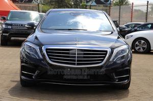 Mercedes-Benz S Class 2014 S 500 4MATIC (W222) Black   Cars for sale in Nairobi, Ridgeways