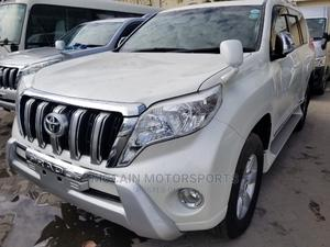 Toyota Land Cruiser Prado 2015 2.8 D-4d Pearl   Cars for sale in Mombasa, Mombasa CBD