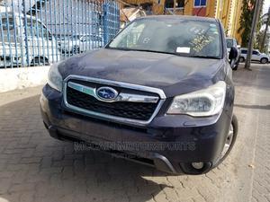 Subaru Forester 2014 Black   Cars for sale in Mombasa, Mombasa CBD