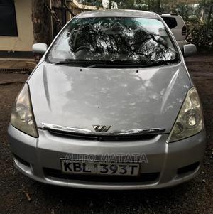 Toyota Wish 2004 Gray   Cars for sale in Nairobi, Kilimani