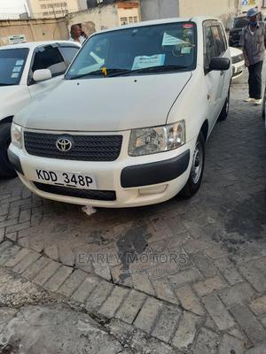 Toyota Succeed 2014 Off white | Cars for sale in Mombasa, Mvita