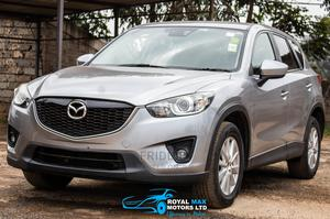 Mazda CX-5 2014 Silver   Cars for sale in Nairobi, Ridgeways
