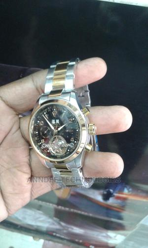 Rolex Male Automatic Watch Black Dial   Watches for sale in Nairobi, Nairobi Central