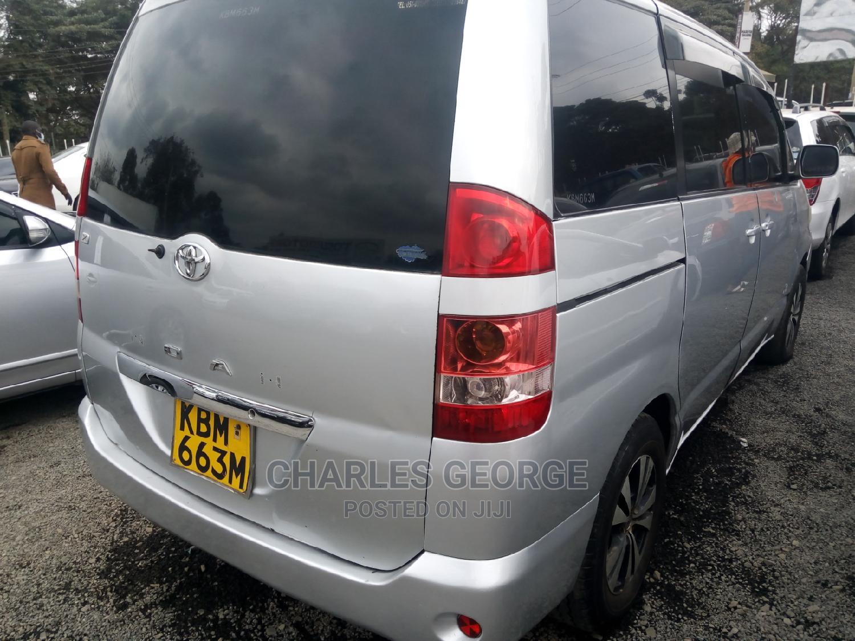 Toyota Noah 2003 Silver   Cars for sale in Nairobi Central, Nairobi, Kenya