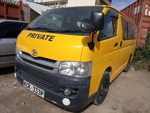 Toyota Hiace 2011 Yellow | Buses & Microbuses for sale in Mombasa, Mombasa CBD