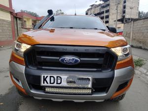 Ford Ranger 2015 Orange | Cars for sale in Nairobi, Nairobi Central