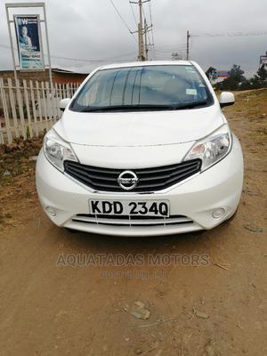 Nissan Note 2014 White | Cars for sale in Nairobi, Runda