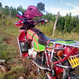 Captain CP175 2019 Red   Motorcycles & Scooters for sale in Nyandarua, Central Ndaragwa