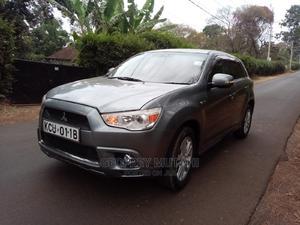 Mitsubishi RVR 2011 2.0 Gray | Cars for sale in Nairobi, Ridgeways