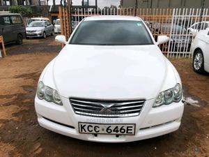 Toyota Mark X 2007 White   Cars for sale in Nairobi, Nairobi Central