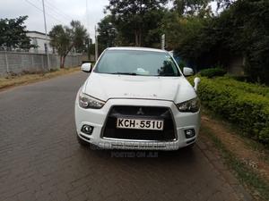 Mitsubishi RVR 2009 White | Cars for sale in Nairobi, Ridgeways