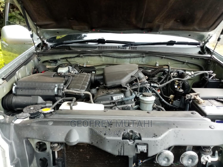 Archive: Toyota Land Cruiser Prado 2008 Silver