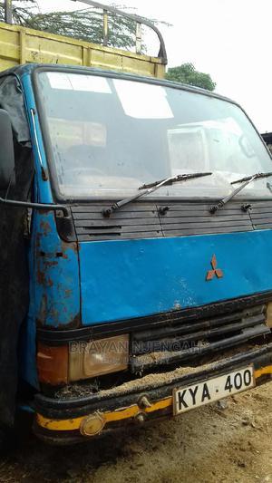 Clean Mitsubishi Canter 1990 Blue | Trucks & Trailers for sale in Kiambu, Limuru