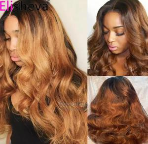 Long Brown Synthetic Wig | Hair Beauty for sale in Nairobi, Nairobi Central