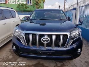 Toyota Land Cruiser Prado 2016 2.7 VVT-i Blue   Cars for sale in Mombasa, Tudor