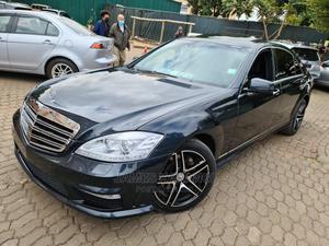 Mercedes-Benz S Class 2007 S 350 (W221) Black | Cars for sale in Nairobi, Kilimani
