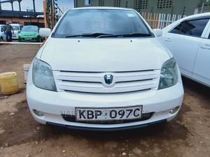 Toyota IST 2003 White   Cars for sale in Nairobi, Nairobi Central