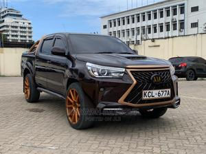 Toyota Hilux 2010 Brown | Cars for sale in Mombasa, Tudor